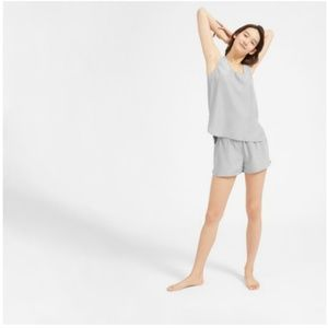 Everlane Silk Sleep Shorts